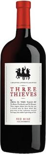 Three Thieves Red Wine 750ml - Case of 12